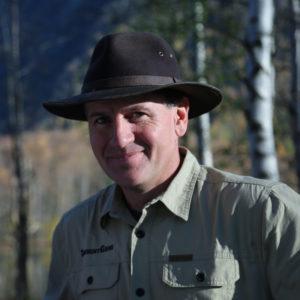 Keith Lange Alaska Wildlife Rescue Founder